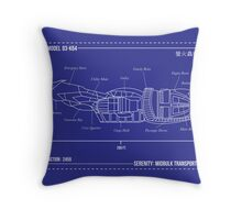 Firefly Class 03-K64 Throw Pillow