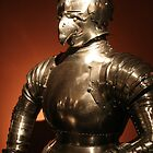 Plate armour, Prague by docnaus