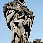 Statue of St. Vitus, Prague by docnaus