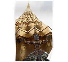 Royal Palace, Bangkok Poster