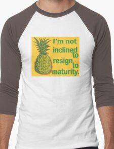 Psych Theme  Men's Baseball ¾ T-Shirt