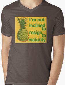 Psych Theme  Mens V-Neck T-Shirt
