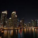 Dubai Marina by Jan Glovac Photography