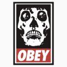 Obey by AngryMongo