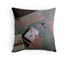 Sam Patch Throw Pillow