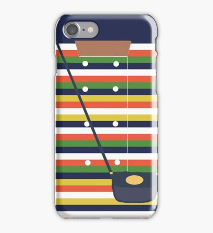 """""""I Made It!"""" Rachel Berry from Glee iPhone Case/Skin"""
