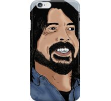 Dave Grohl - Foo Fighters - Legend - Nirvana iPhone Case/Skin