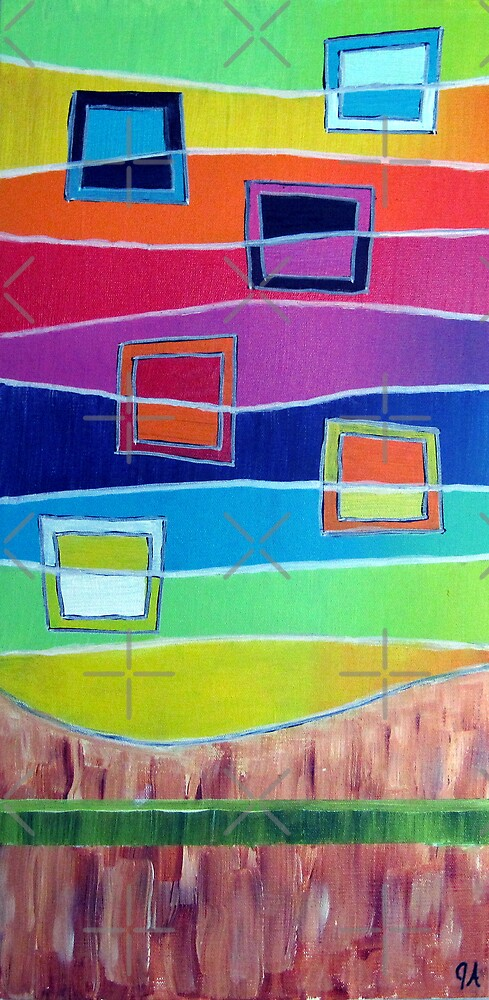 Windows to alternative Color by Jeremy Aiyadurai