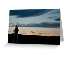 Wollongong Lighthouse Greeting Card