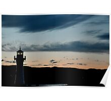 Wollongong Lighthouse Poster