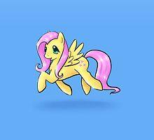 Fluttershy by RainbowCarnagex