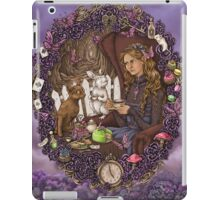 Alice in Wonderland iPad Case/Skin