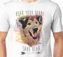 Bear Your Heart Unisex T-Shirt