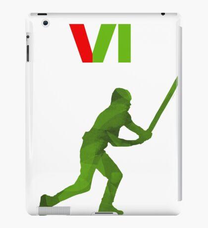VI iPad Case/Skin