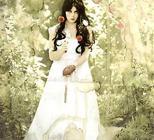 Snow White (modern influence) by strawberries