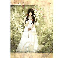 Snow White (modern influence) Photographic Print