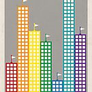 Rainbow City Surrender by jnewt