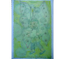 bubble fairie Photographic Print