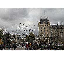 Paris Latin Quarter Photographic Print