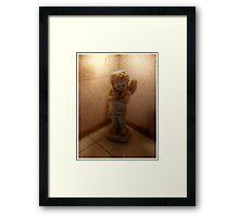©HS Angel IV Framed Print