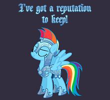 I've got a reputation to keep! Unisex T-Shirt