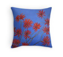 Ashton Avenue, August Throw Pillow