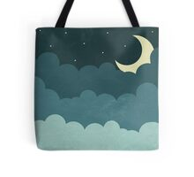 cloudy night Tote Bag