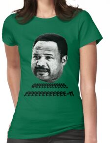 Clay Davis 2 Womens Fitted T-Shirt