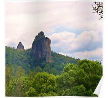 Nimbin Rocks ,Country NSW  Poster