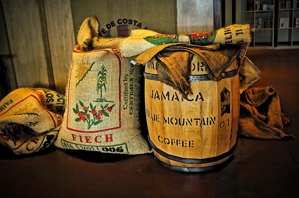 Still Life at Yahava KoffeeWorks by TonyCrehan