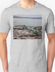 Crocodile @ Sculptures By The Sea, Sydney 2012 T-Shirt