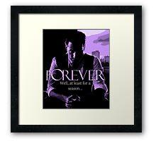 A Season of Forever Framed Print