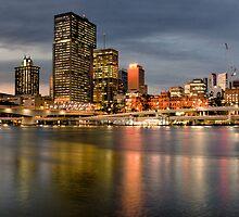 Brisbane, Queensland Australia by Daniel Carr
