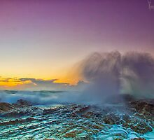 Waves in Motion  by tonyporter
