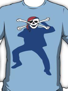 ★ټPirate Skull Style Hilarious Clothing & Stickersټ★ T-Shirt