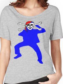 ★ټPirate Skull Style Hilarious Clothing & Stickersټ★ Women's Relaxed Fit T-Shirt
