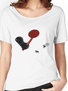 Fly trap Women's Relaxed Fit T-Shirt
