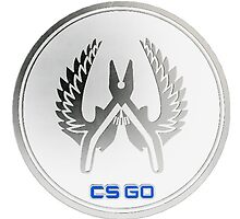 Guardian Elite Pin INVERSION by csgosticker