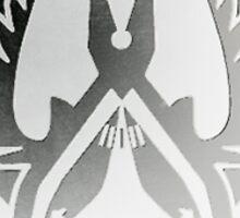 Guardian Elite Pin INVERSION Sticker
