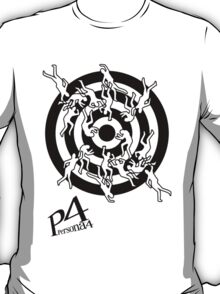 Persona 4 Midnight Channel Shirt T-Shirt