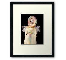 Leyla Framed Print
