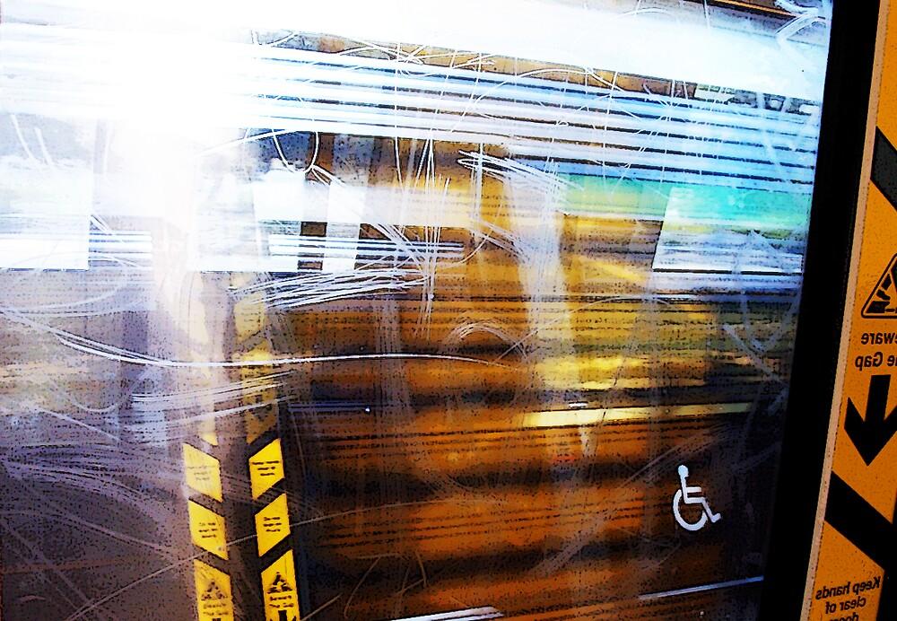 Train Filter - 21 11 12 by Robert Phillips