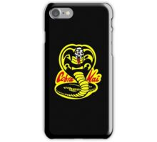 Cobra Kai - The Karate Kid iPhone Case/Skin