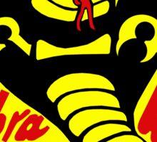 Cobra Kai - The Karate Kid Sticker