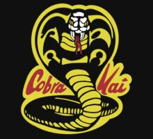 Cobra Kai - The Karate Kid by GroatsworthTees