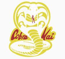 Cobra Kai - The Karate Kid One Piece - Short Sleeve