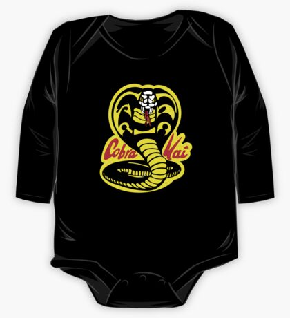Cobra Kai - The Karate Kid One Piece - Long Sleeve