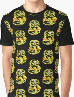 Cobra Kai - The Karate Kid Graphic T-Shirt