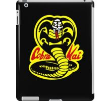 Cobra Kai - The Karate Kid iPad Case/Skin