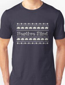 'Festive Bird'  - Ladies tees Unisex T-Shirt